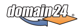 Domain24 Logo